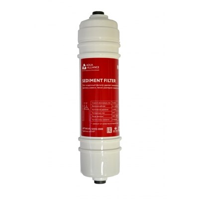 Фильтр №1 Aquaalliance Sediment 12 дюймов
