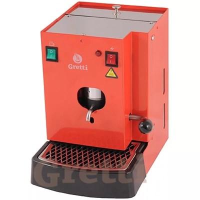Чалдовая кофемашина Gretti NR-100 Red - фото 4820