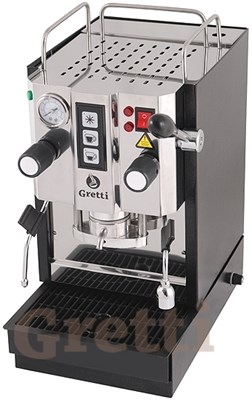 Чалдовая кофемашина Gretti NR-700CHM s/steel - фото 4877