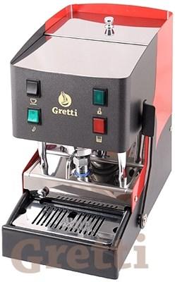 Чалдовая кофемашина TS-206 Red - фото 4882