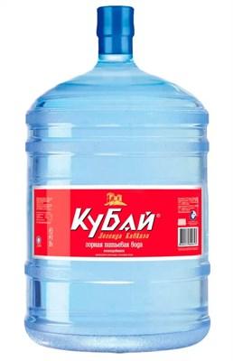Кубай, 19 л, горная питьевая вода - фото 5051