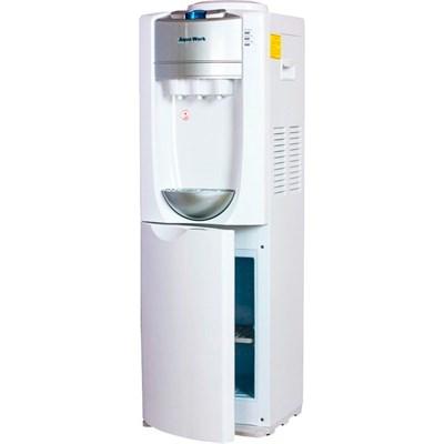 Кулер для воды Aqua Work D712-S-W со шкафчиком