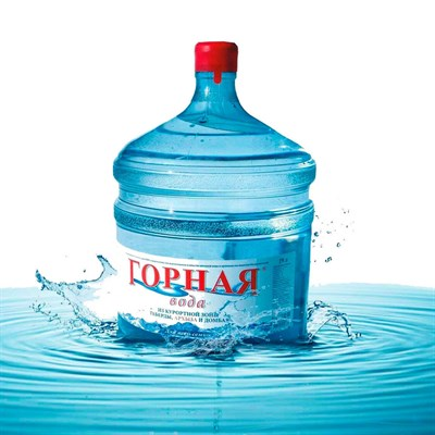 Горная вода, 19 л, горная питьевая вода