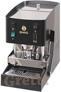 Чалдовая кофемашина Gretti TS-206 HB Black