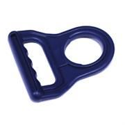 Ручка для бутылей AEL, пластиковая, синяя