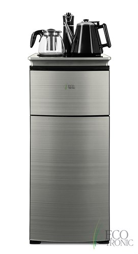 Кулер Тиабар Ecotronic TB9-LN Silver с чайным столиком