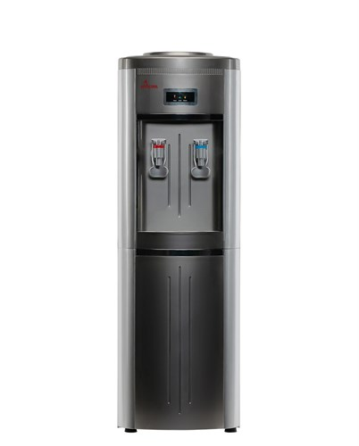 Кулер для воды ApexCool 178 LD серый с серебром