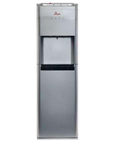 Кулер для воды ApexCool HD-1363 LD-N серебристый