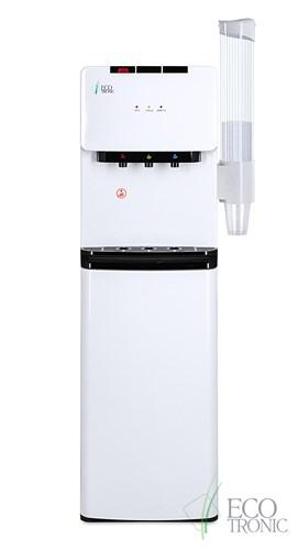 Кулер Ecotronic K41-LX white+black с нижней загрузкой бутыли