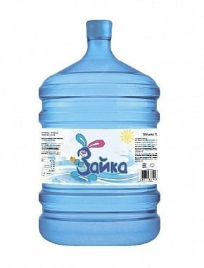 Зайка, 19 л, детская питьевая вода