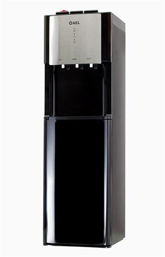 Кулер для воды LD-AEL-811a Black с нижней загрузкой