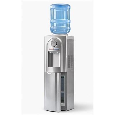 Кулер для воды LC-AEL-122x Silver со шкафчиком- озонатором