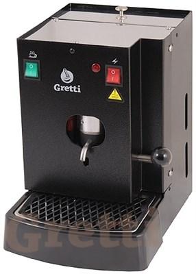 Чалдовая кофемашина Gretti NR-100 Black - фото 4817