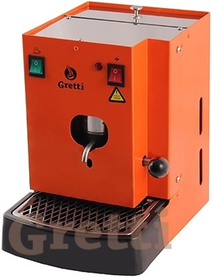 Чалдовая кофемашина Gretti NR-100 Orange