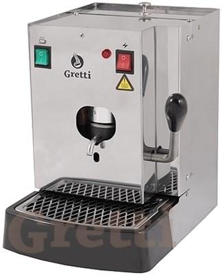 Чалдовая кофемашина Gretti NR-101 s/steel