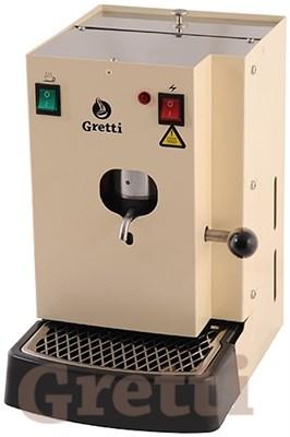 Чалдовая кофемашина Gretti NR-130 White