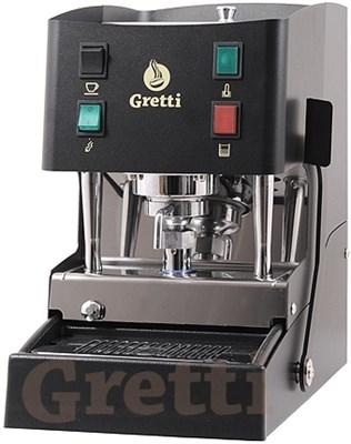 Чалдовая кофемашина Gretti TS-206 Black
