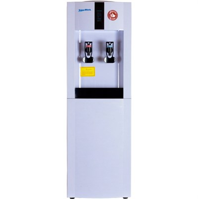 Напольный кулер для воды Aqua Work 16-L/EN белый
