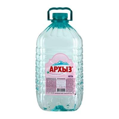 Архыз, 5 л, горная питьевая вода