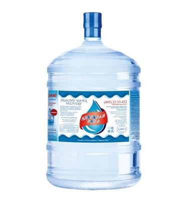 Здоровая вода, 19 л, вода высшей категории