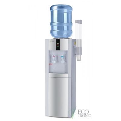 Напольный кулер для воды Ecotronic H1-LN White-Silver