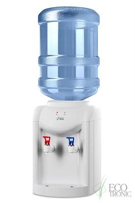 Настольный кулер для воды Ecotronic K1-TE White