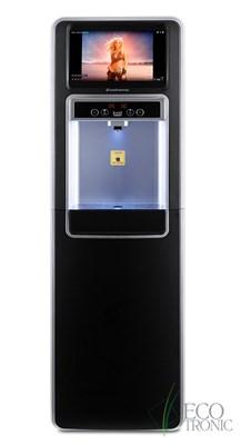 Напольный кулер для воды Ecotronic P5-LXAD с видео-дисплеем