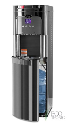 Кулер для воды Ecotronic C11-LXPM Chrome с нижней загрузкой