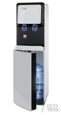 Кулер для воды Ecotronic M50-LXE White+Black с нижней загрузкой