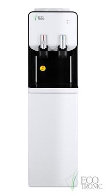 Кулер со шкафчиком Ecotronic M40-LCE White-Black