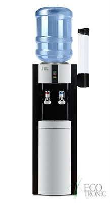 Кулер для воды Ecotronic H1-LE V.2 Black-Silver