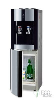 """Кулер """"Экочип"""" V21-LF Black-Silver с холодильником"""