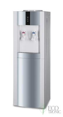 "Кулер ""Экочип"" V21-LF White-Silver с холодильником"