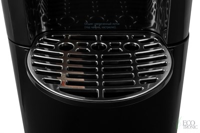 Кулер Ecotronic C8-LX Slider Black с нижней загрузкой бутыли
