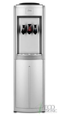 Кулер для воды Ecotronic C9-L Silver Super Chiller с ледяной водой