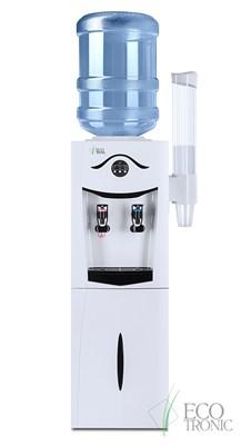 Кулер для воды Ecotronic K21-LC со шкафчиком