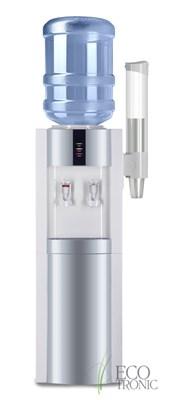 """Кулер для воды """"Экочип"""" V21-LE White-Silver с электронным охлаждением"""