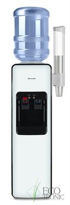 Кулер для воды Ecotronic P5-LPM White с компрессорным охлаждением