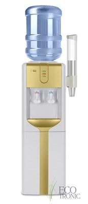 Кулер для воды Ecotronic H3-L Gold с компрессорным охлаждением