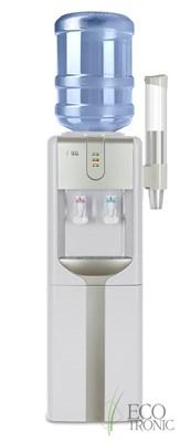 Кулер для воды Ecotronic H3-L Silver с компрессорным охлаждением