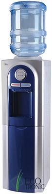 Кулер для воды Ecotronic C2-LC Blue со шкафчиком