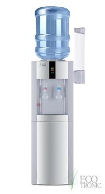 Кулер для воды Ecotronic H1-LE White v.2 с электронным охлаждением