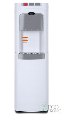 Кулер для воды Ecotronic C8-LX White с нижней загрузкой бутыли