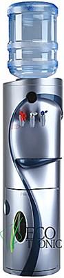 Кулер для воды Ecotronic G4-LM Silver со шкафчиком
