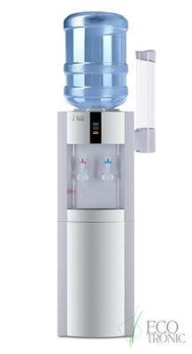 Кулер для воды Ecotronic H1-LC White со шкафчиком