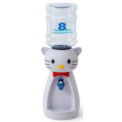 Детский кулер для воды VATTEN kids Kitty White