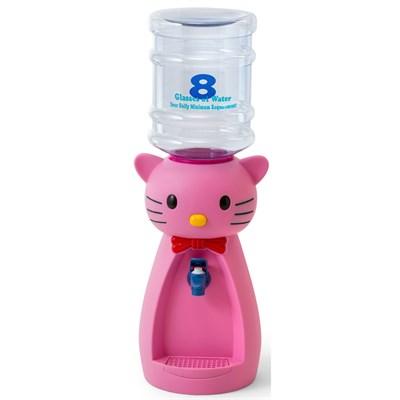 Детский кулер для воды VATTEN kids Kitty Pink