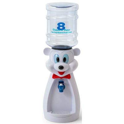 Детский кулер для воды VATTEN kids Mouse White