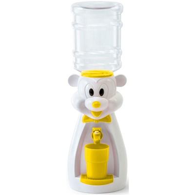 Детский кулер для воды VATTEN kids Mouse White со стаканчиком