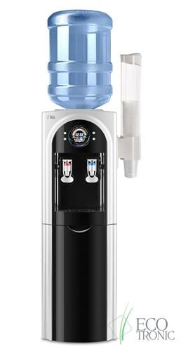 Кулер для воды Ecotronic C21-LFPM Black с холодильником